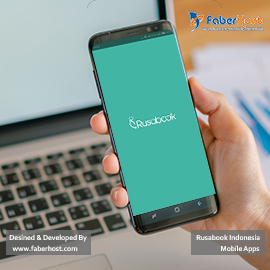 Rusabook Indonesia Apps